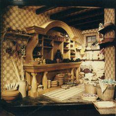 BIBA household floor - Welsh cupboard