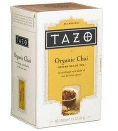 Tazo Organic Chai Tea