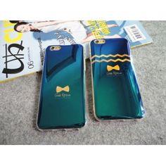 adidas Nike Originals TPU Schutz Case Laser blaulight Design iPhone 6/6S, iphone 6 plus