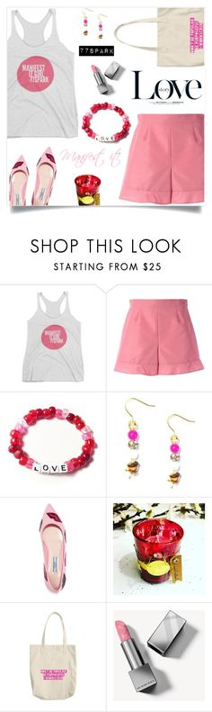 """Shop 77spark!"" by samra-bv ❤ liked on Polyvore featuring RED Valentino, Prada, Burberry and David Beckham"