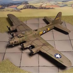 "@scalemodelsworld on Instagram: ""⠀ ⠀ ⠀ ⠀ ⠀ ⠀ ⠀ ⠀ ⠀ ⠀ ⠀ ⠀ ⠀ ⠀ ⠀ ⠀ ⠀ ⠀ Model: Boeing B-17 Flying Fortress 🛠 by: @nevsmodels2  Kit: Revell  Scale: 1/72 ✈️🚁🚀🚂🚤🚘🚊🚛🚜🚒🚑🚐…"" Plastic Model Kits, Plastic Models, Modeling Techniques, Ww2 Tanks, Tin Toys, Helicopters, Scale Models, Diy Art, Wwii"