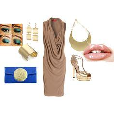 Hott dress- love the way it drapes