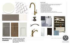 Digital Material Board from Corey Klassen Interior Design Z MOOD