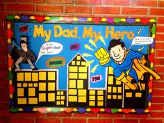 Father's Day Bulletin Board on Flickr.
