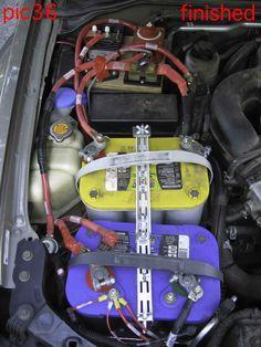 How-to: Dual Battery Install - Under the Hood - PBR - Second Generation Nissan Xterra Forums Nissan Pathfinder, Dual Battery Setup, 4x4, Truck Camper Shells, Jeep Jku, Car Audio Installation, Honda Accord Sport, Pajero Sport, Nissan Xterra