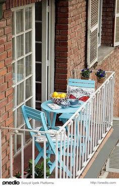 Balcony Design Idea