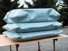 Kabine, Expedition Vehicle, Campers, Bed Pillows, Truck, Survival, Vehicles, Waves, Travel Trailers