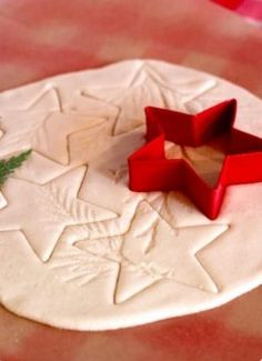 Salt Dough Ornament Recipe for Crafts - With Tips and Tricks and Easy to Follow Instructions