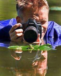 18 imágenes de fotógrafos arriesgando el físico y la cámara - Cultura Colectiva