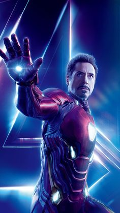 Likely due to it being Robert Downey Jr.'s birthday today, Marvel Studios has just released a character poster for Iron Man in Avengers: Infinity War. Iron Man Avengers, Marvel Avengers, Avengers Film, Avengers 2012, Marvel Heroes, Captain Marvel, Captain America, Avengers Poster, Poster Marvel