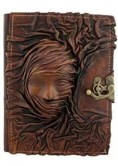 Recycled And Cruelty Free Leatherbound Journals