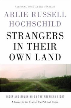 Renowned sociologist Arlie Hochschild embarks on a thought-provoking journey from her liberal hometown of Berkeley, California, deep into Louisiana bayou country--a stronghold of the conservative right. As she gets to know people who strongly oppose many of the ideas she famously champions, Hochschild nevertheless finds common ground and quickly warms to the people she meets.