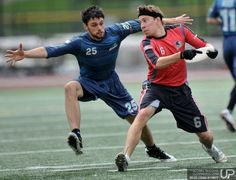 10 American Sports Leagues You've Never Heard Of - American Ultimate Disc League and Major League Ultimate