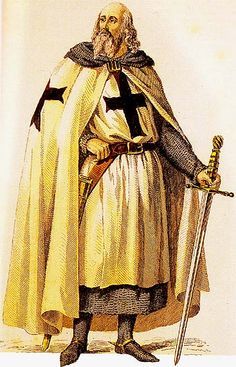 The organizational structure had a strong chain of authority. Each country with a major Templar presence had a Master of the Order for the Templars in that region. All of them were subject to the Grand Master, appointed for life. Jacques de Molay was the last Grand Master of the Knights Templar, leading the Order from April 20, 1292 until it was dissolved by order of Pope Clement V in 1307.