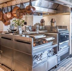 Paradise Outdoor Kitchens For Entertaining Guests Restaurant Layout, Restaurant Kitchen, Restaurant Design, Copper Kitchen, New Kitchen, Kitchen Dining, Kitchen Pantry Design, Kitchen Layout, Commercial Kitchen Design