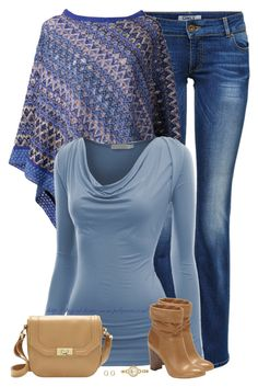 """""""MISSONI Poncho"""" by amber-1991 ❤ liked on Polyvore featuring ONLY, Missoni, Doublju, VC Signature, Accessorize, women's clothing, women, female, woman and misses"""