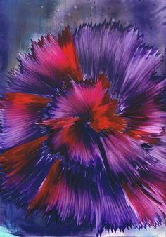 Mom Art | Intuïtief schilderen met bijenwas is een heel leuke vorm van creatief ...