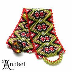 браслет из делики Anabel