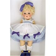 VOG2236 Vogue 2005 Tiny Miss June Vintage Reproduction Ginny Doll