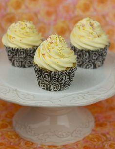 Objetivo: Cupcake Perfecto.: Cupcakes de crema de orujo (o las razones por las que hoy no he hecho galletas)