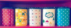 Ako dať nový život škatuľkám od detského mlieka / .dothy. » SAShE.sk - slovenský handmade dizajn