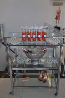 drink station - fashionista party