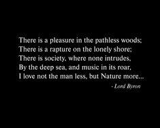 Lord Byron <3 amazing piece