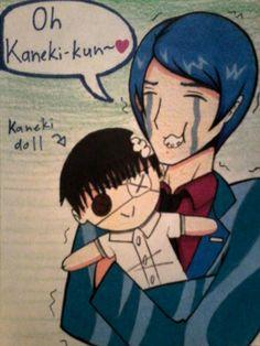 Resultado de imagen de kaneki-kun