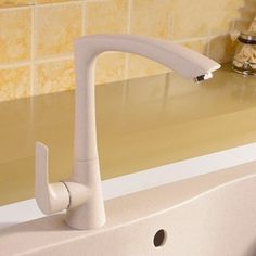 sink faucet--pewter white matt pewter low lead and lead free sink kitchen tap faucet.