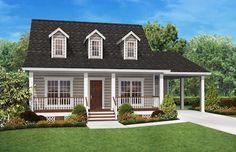 Plan #430-3 - Houseplans.com