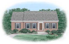 House Plan chp-24100 at COOLhouseplans.com