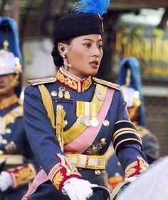 Thailand Princess, Thai Princess, Great King, Vogue Magazine, Captain Hat, Royalty, Celebrities, Womens Fashion, Long Live