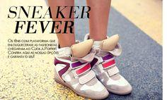 Sneaker fever!