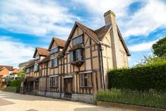 William Shakespeares Birthplace in Stratford-upon-Avon Nottingham Castle, Bodiam Castle, Shakespeare's Birthplace, London Manchester, Day Trips From London, Famous Castles, Windsor Castle, Natural Scenery, Day Tours