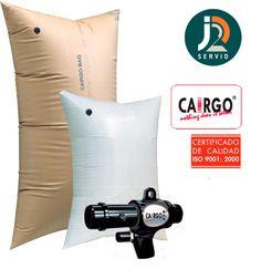 La empresa J2 Servid especializada en proteger las mercancías durante su transporte, nos presenta las bolsas hinchables Cairgo-bag. Se trata de bolsas reutilizables, de muy fácil aplicación que nos… #J2servid #cairgobag