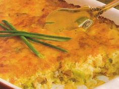 Loaded Hash Brown Casserole - My new fave potluck dish!