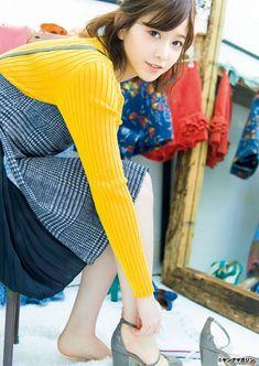(画像2/7)欅坂46渡邉理佐がギャップ魅せ 大人クール&ナチュラルにうっとり