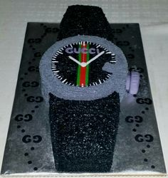 Gucci Watch Cake