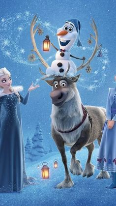 Olaf, he rode a reindeer .didn't have a shiny nose … and if you ever saw it. Olaf, he rode a reindeer ….didn't have a shiny nose … and if you ever saw it , you would ju