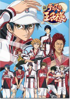 Shin Prince of Tennis