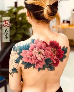 Search inspiration for a Japanese tattoo. Irezumi Tattoos, Tatuajes Irezumi, Hannya Tattoo, Tebori Tattoo, Dr Tattoo, Tattoo Cover Up, Shape Tattoo, Gold Tattoo, Natur Tattoos