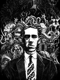 Disturbia Clothing - Lovecraft