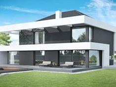 Here you will find photos of interior design ideas. Malm, Design Case, Minimalist Interior, Home Fashion, Planer, Mansions, Villa, Interior Design, House Styles