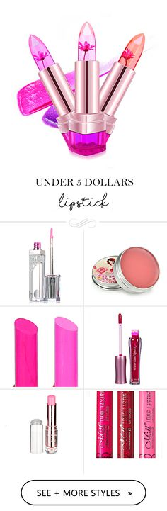 The complete list of lipstick under 5 dollars. If you are on a beauty budget, you can still find great shades. I have gathered the cutest cheap lipstick, with good reviews.