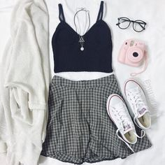 Image via We Heart It #beautiful #clothes #cool #fashion #girly #grunge #inspiration #outfit #pretty #summer
