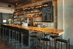Maple Wine Bar in Columbia Heights, D.C.  (Something to mix up the Dixon, Vinoteca, Cork circuit)