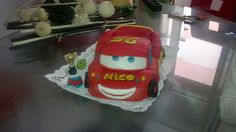 Tarta Rayo Mc Queen