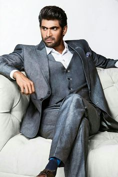 Rana Daggubati #MAXIM Hottest Male Celebrities, Indian Celebrities, Celebs, Rana Daggubati, Casual Outfits, Men Casual, Indian Man, Hot Hunks, My King