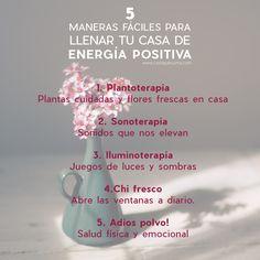 5 maneras de llenar