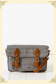 Latitudes Messenger Bag at Francesca's Collections